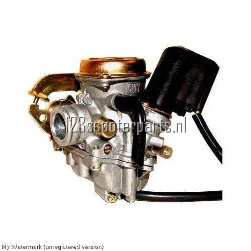 Adly moto Her Shee BT50 carburateur