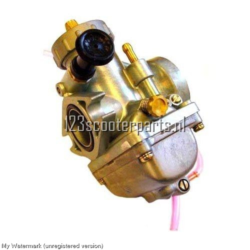 20mm Mikuni model carburateur met handchoke 2 bouts Honda MB