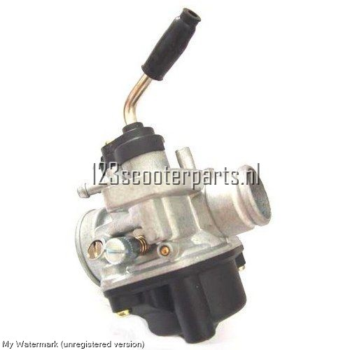 17,5mm Dellorto carburateur