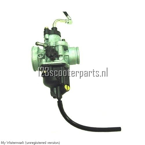 Aprilia Mojito Habana custom 50 2takt 20,5 mm Dellorto carburateur