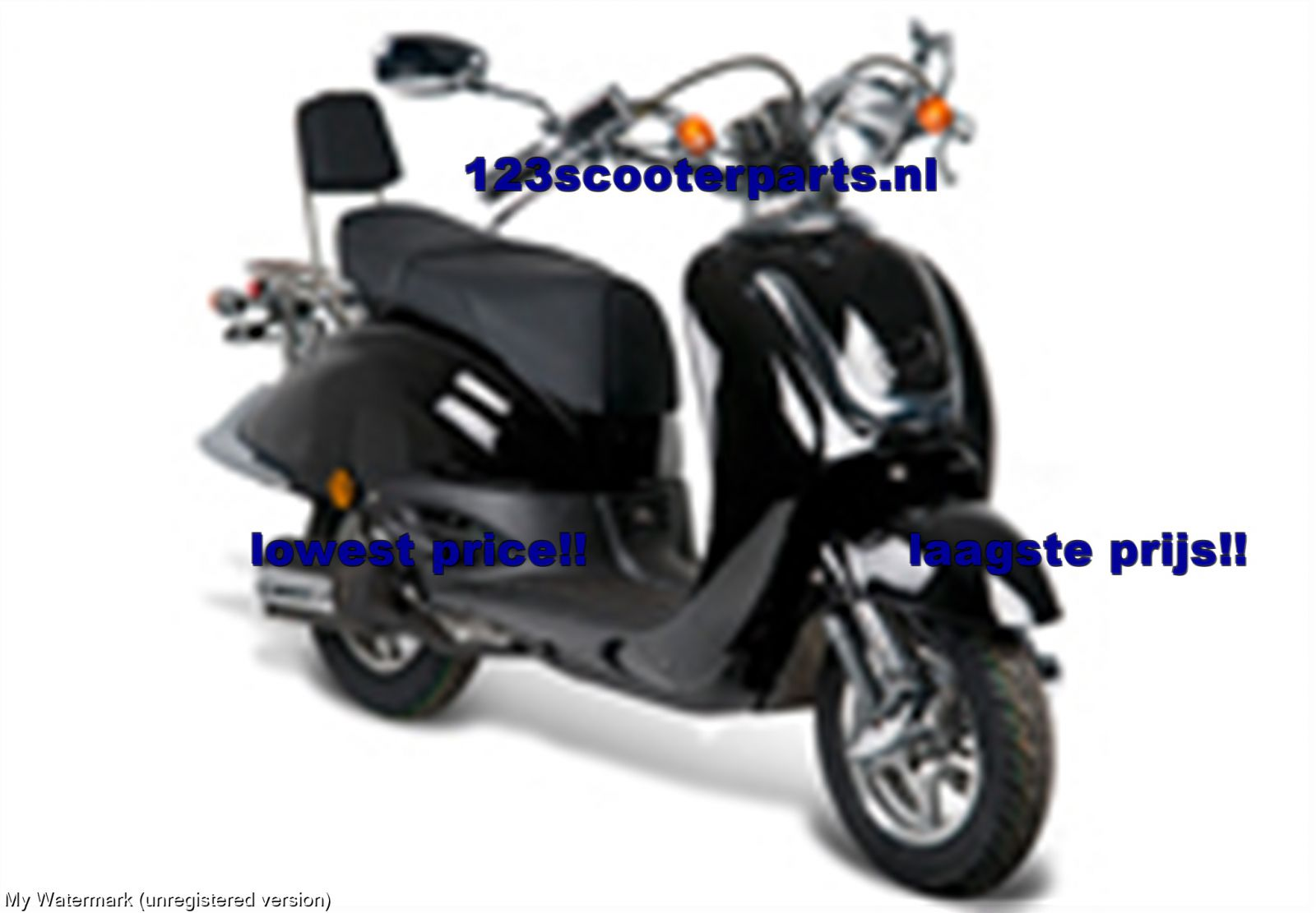 Znen scooter onderdelen - 123ScooterParts nl - Scooter