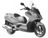 Kymco Downtown scooter onderdelen