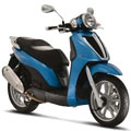 Piaggio Carnaby scooter onderdelen